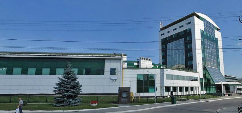 Комплекс зданий Межрегионального Хранилища Центрального Банка Российской Федерации