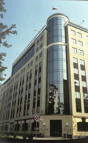 Комплекс зданий Центрального Хранилища Центрального Банка Российской Федерации