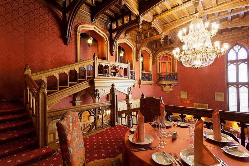 Ресторан Центрального Дома Литераторов